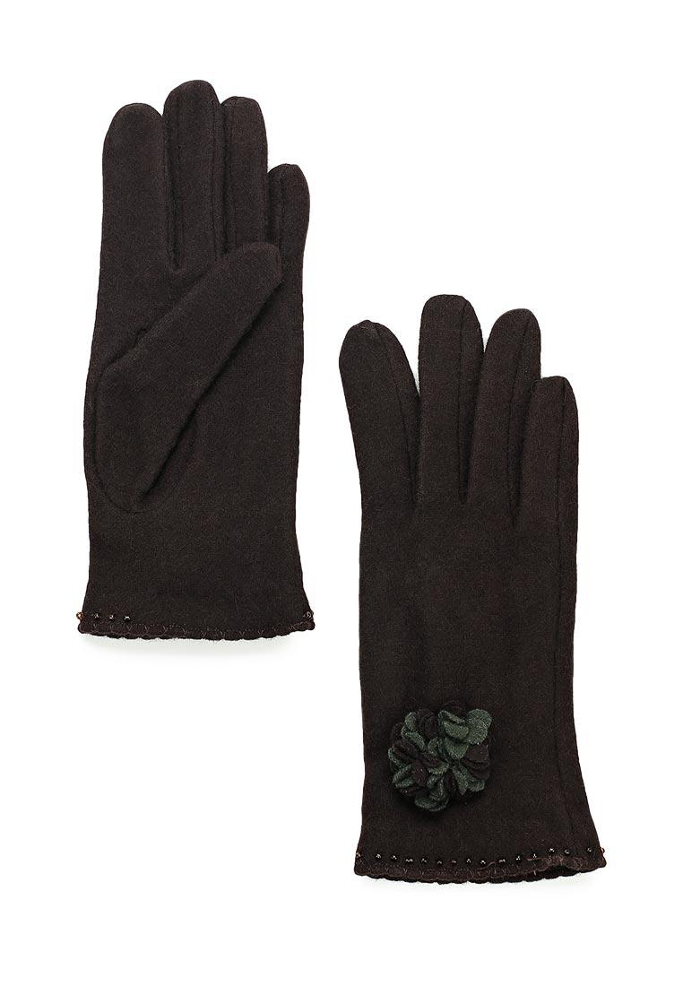 Женские перчатки Labbra LB-PH-33 d.brown