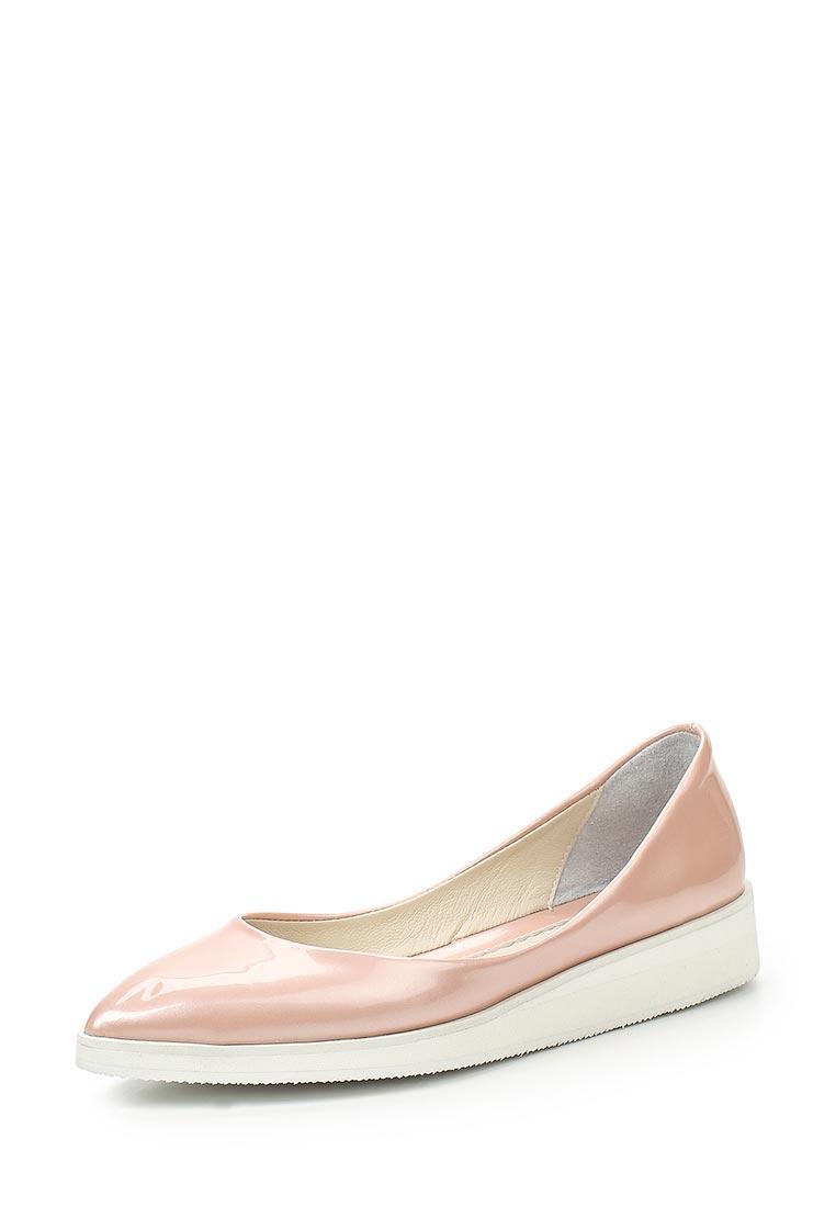 Туфли на плоской подошве Laura Valorosa 777855/01-06