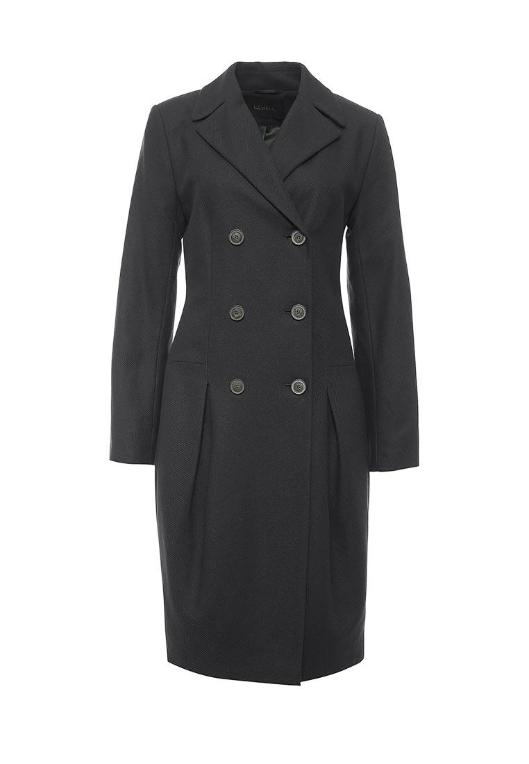 Женские пальто Levall 01521/08150 т.зел о