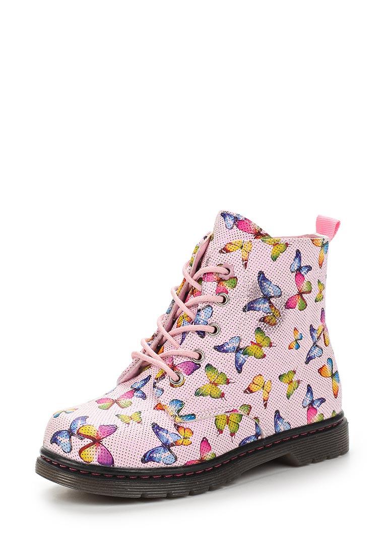 Ботинки для девочек Лёва Солнечный BP2231-01_DOSHK
