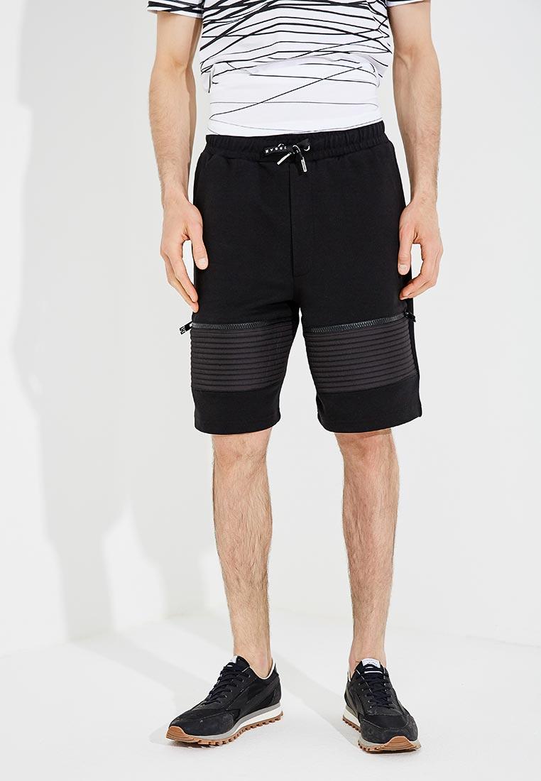 Мужские повседневные шорты Les Hommes Urban URE883UE880A