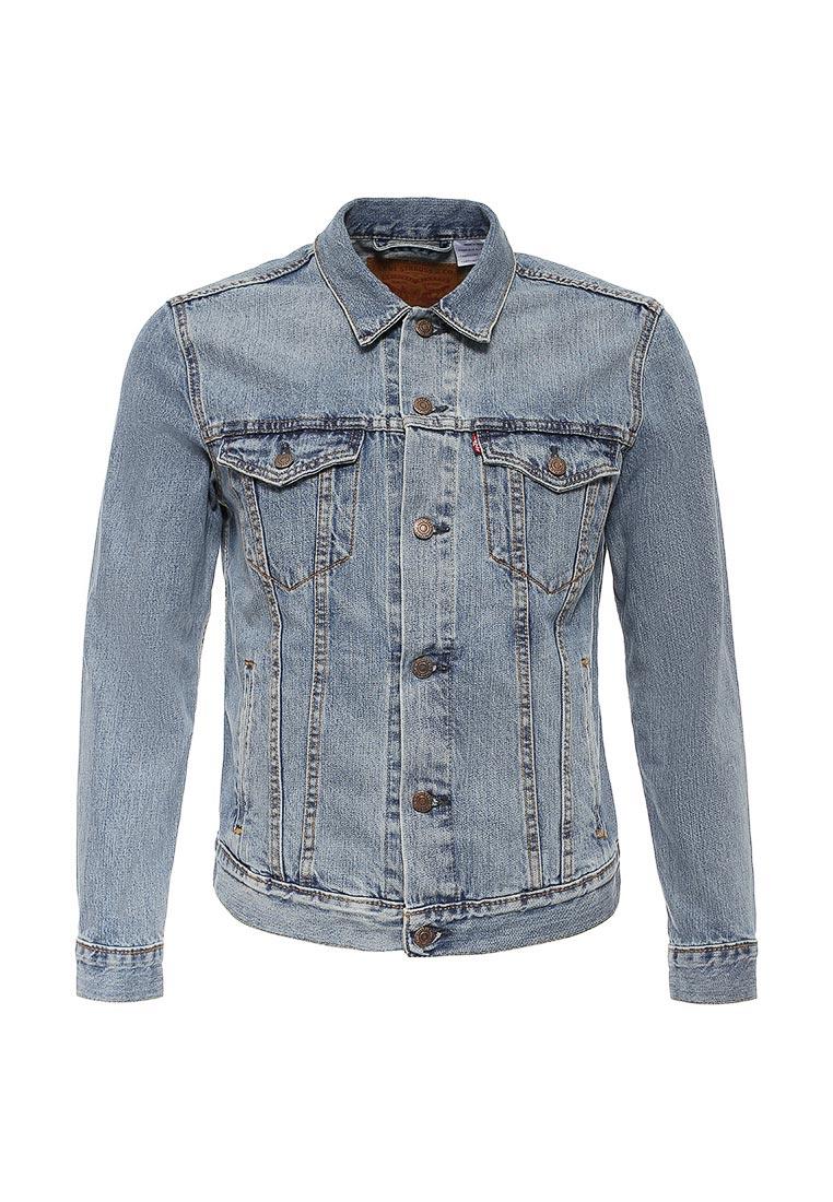 Джинсовая куртка Levi's® 7233401460