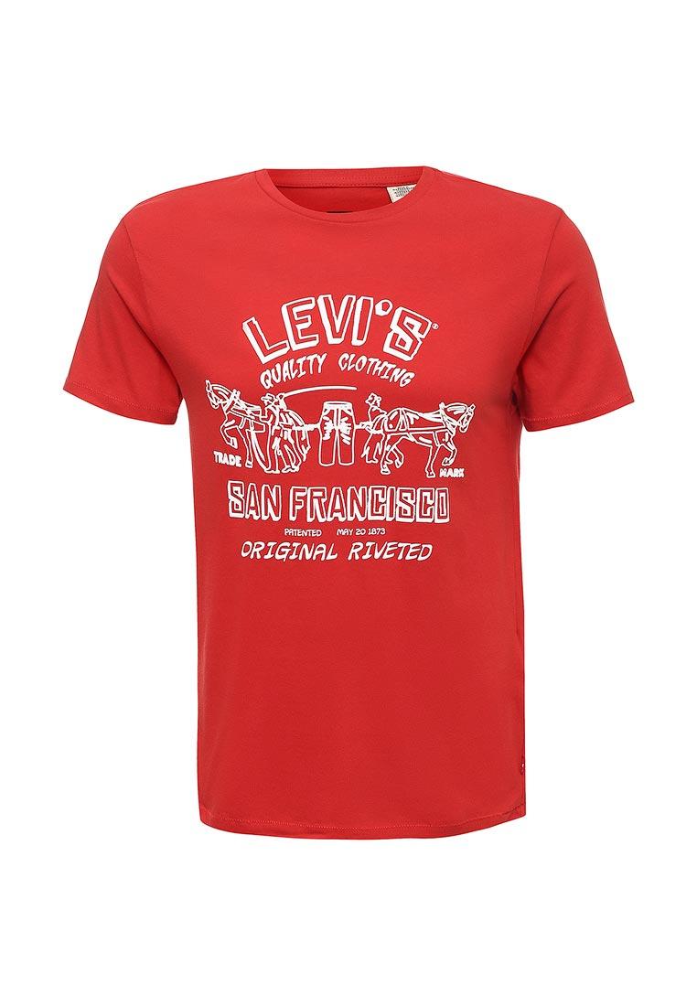 Футболка с коротким рукавом Levi's® 2249500220