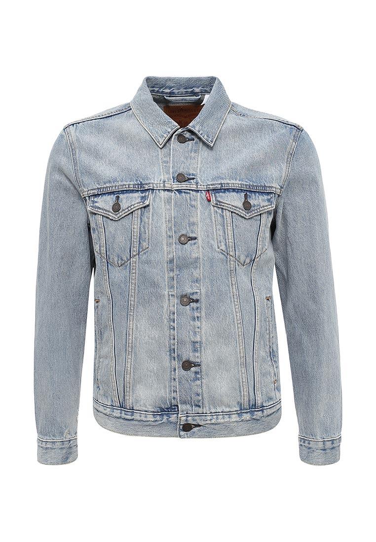 Джинсовая куртка Levi's® 7233402320