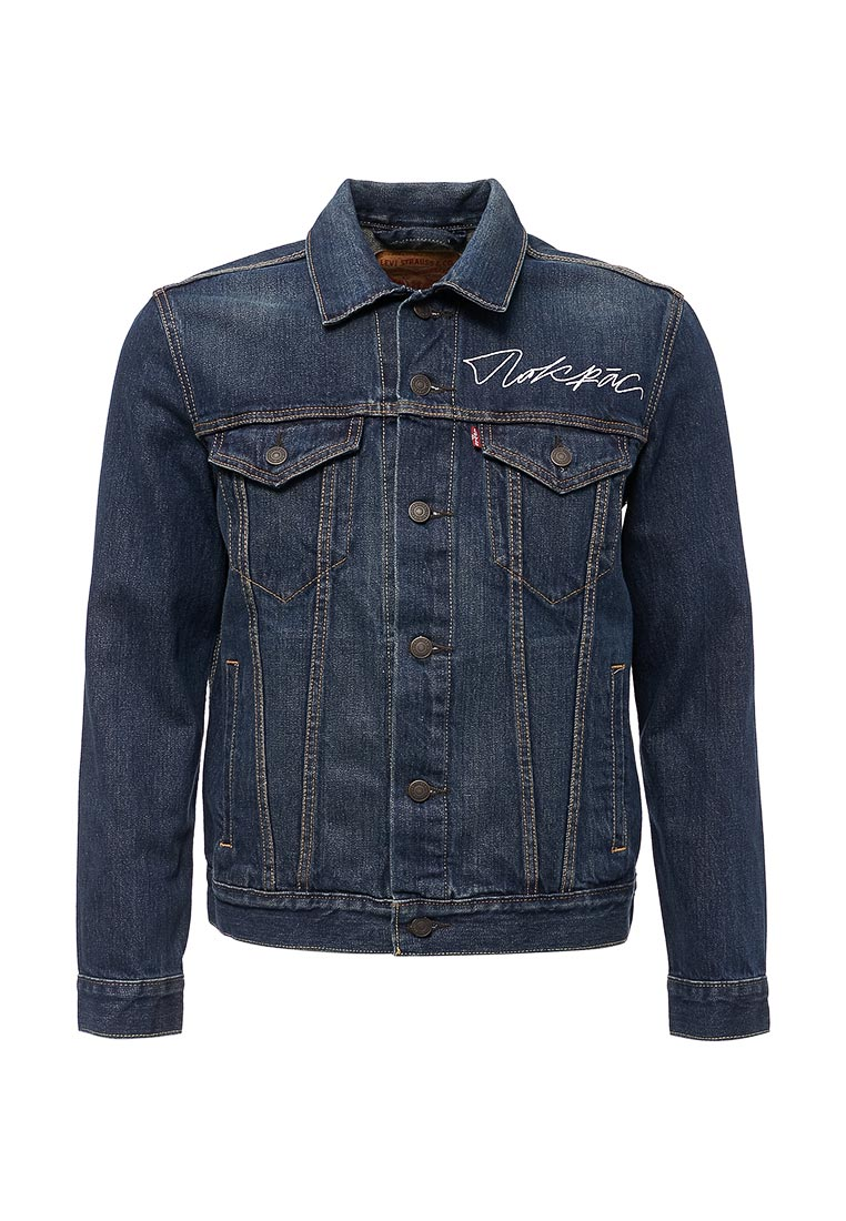 Джинсовая куртка Levi's® 7233401410