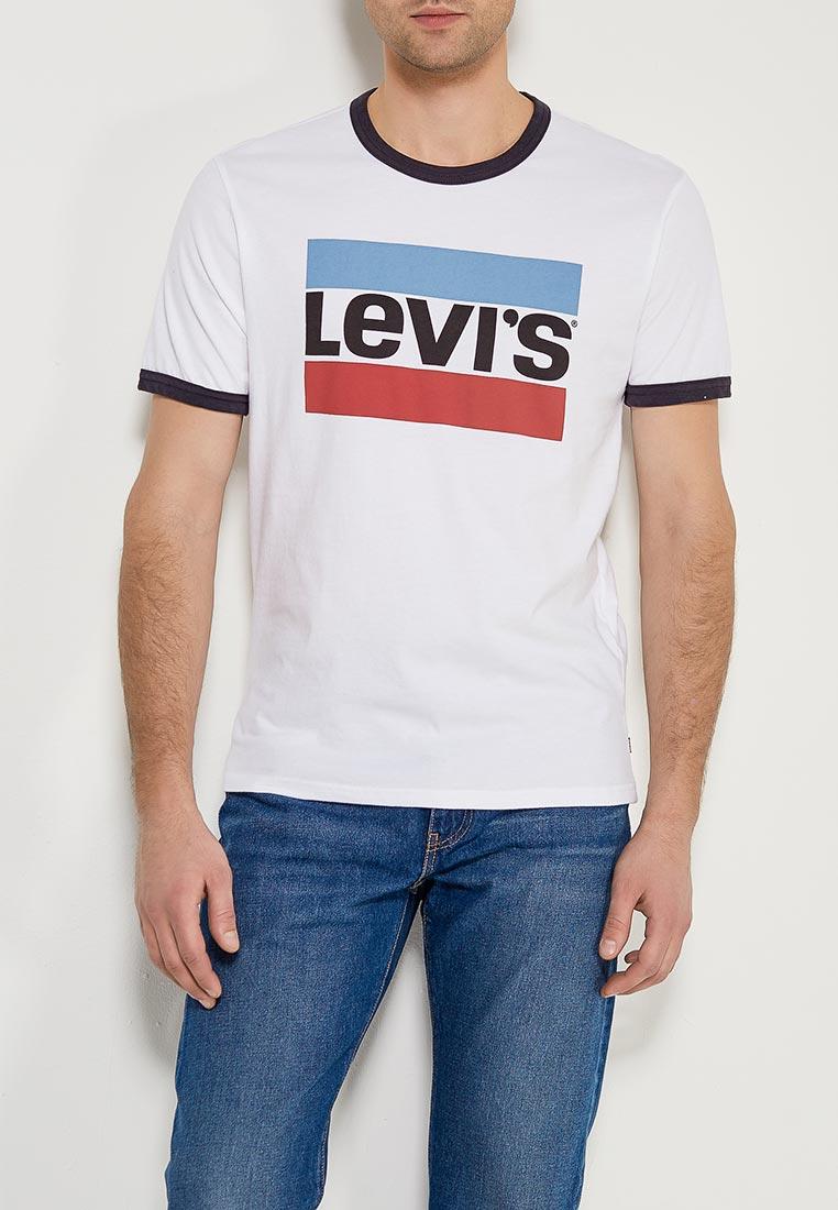 Футболка с коротким рукавом Levi's® 3998000000
