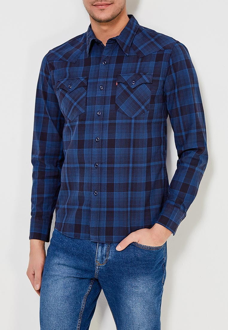 Рубашка с длинным рукавом Levi's® 6581602560
