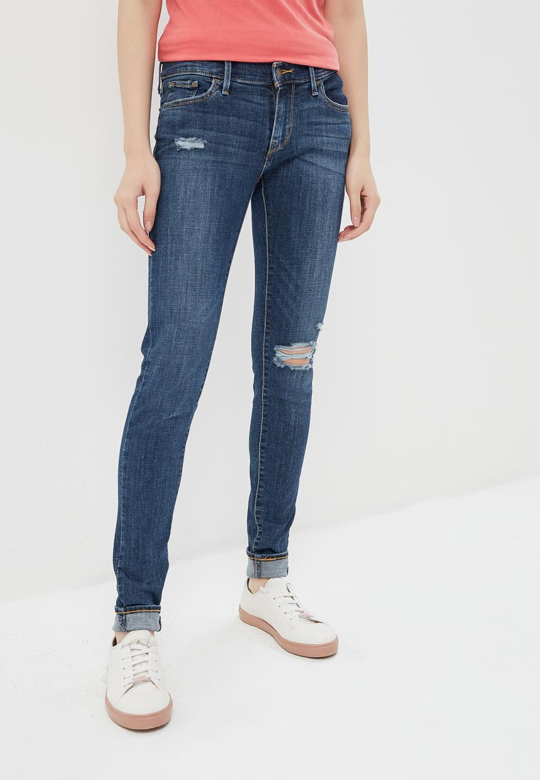 Зауженные джинсы Levi's® 1777801740