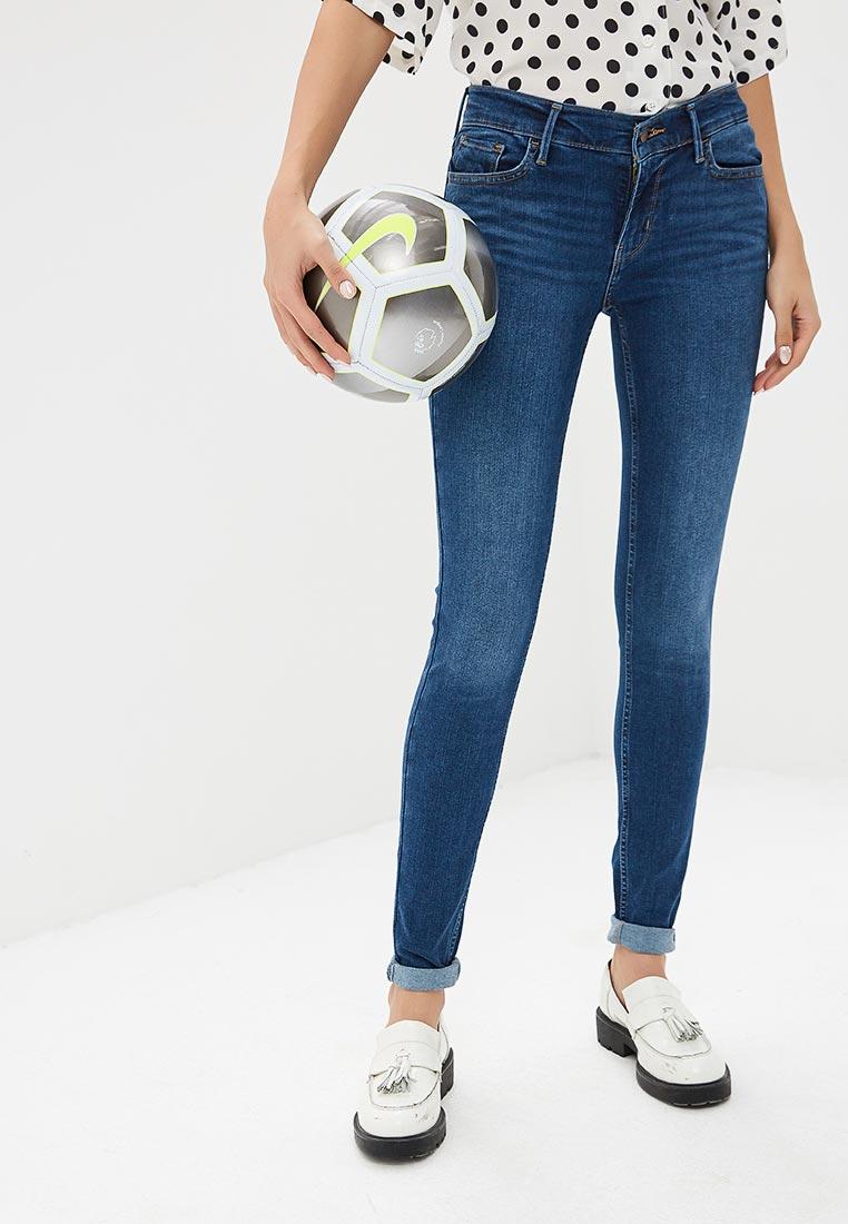 Зауженные джинсы Levi's® 1778000400