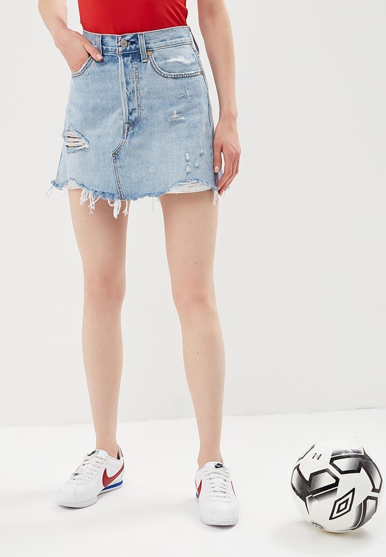 Джинсовая юбка Levi's® 3496300210