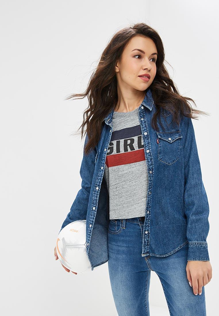 Женские джинсовые рубашки Levi's® 5893000010
