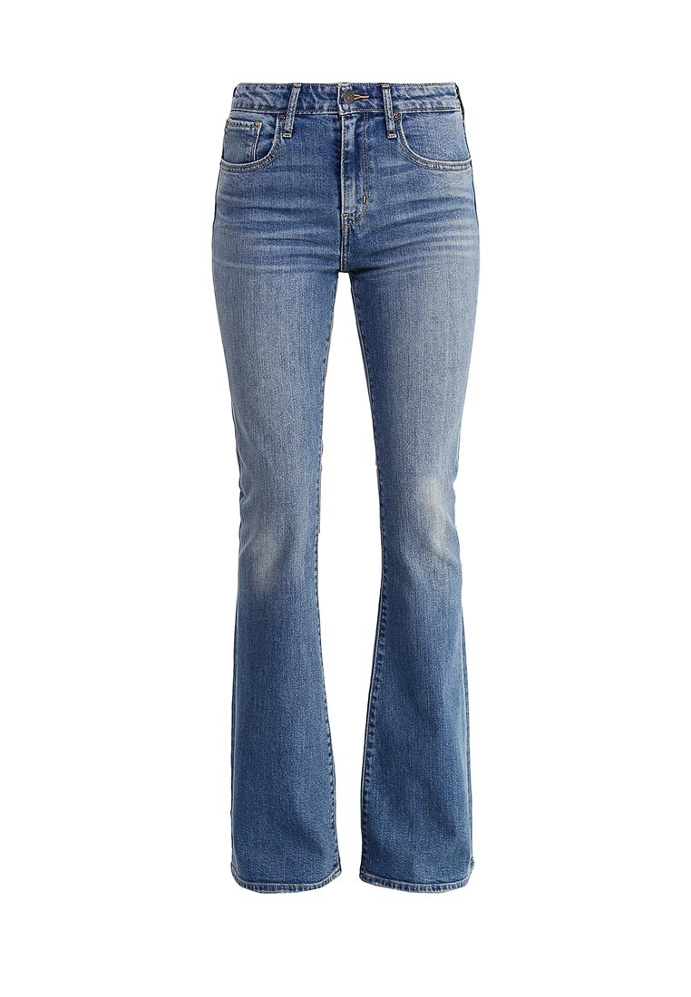Широкие и расклешенные джинсы Levi's® 2279000000
