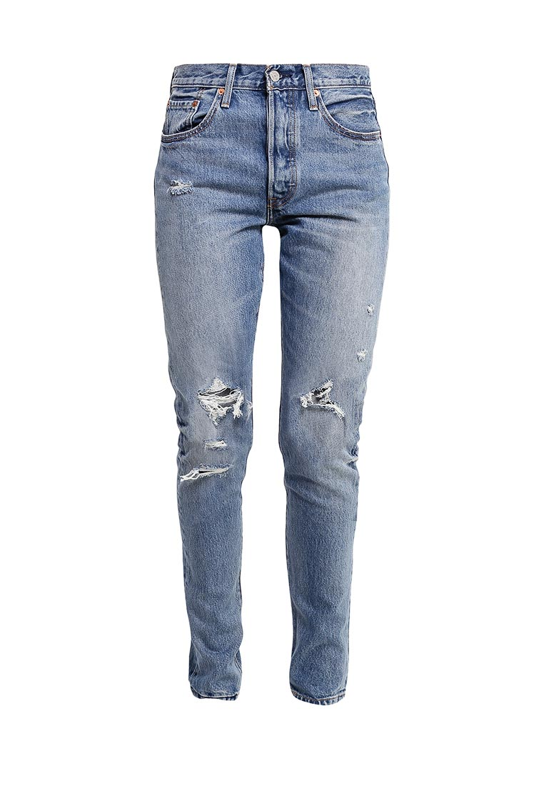 Зауженные джинсы Levi's® 2950200080