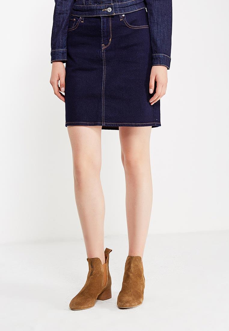 Прямая юбка Levi's® 3284400010