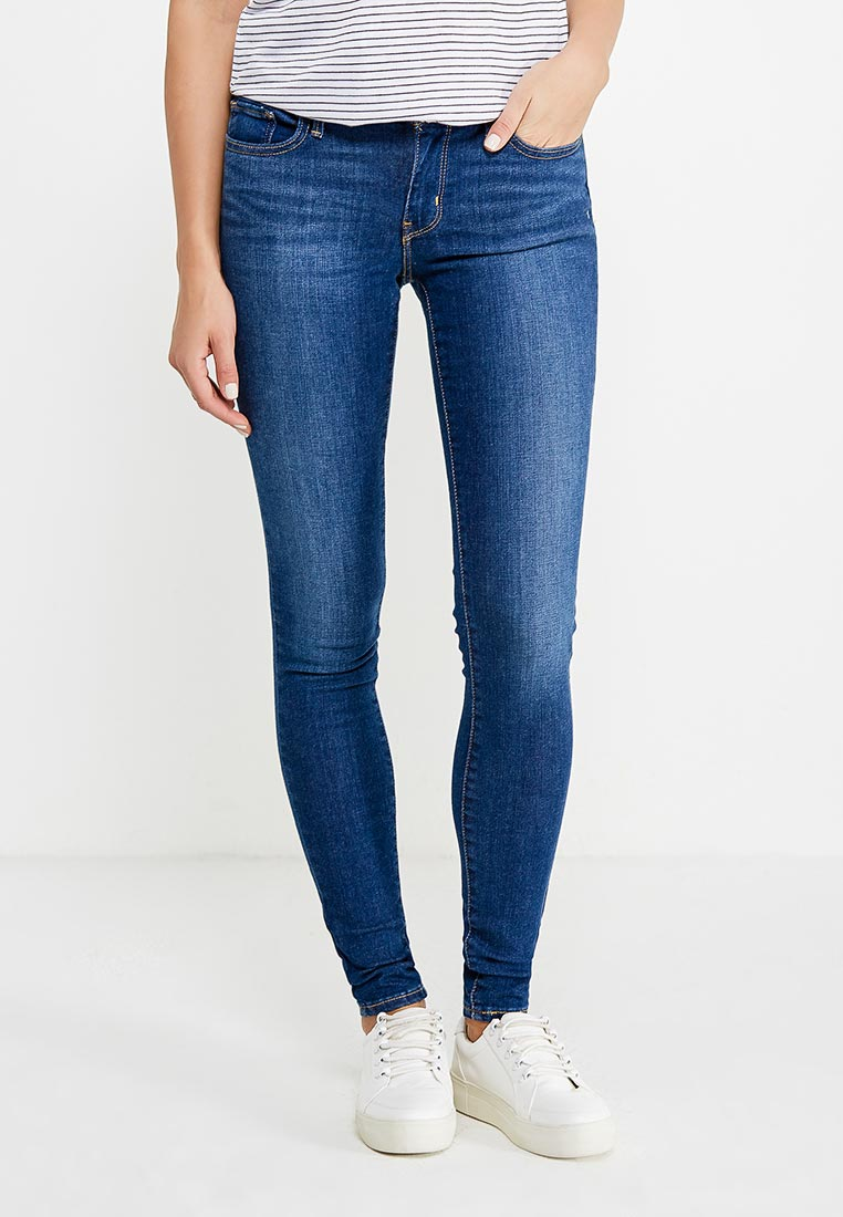 Зауженные джинсы Levi's® 1777801300
