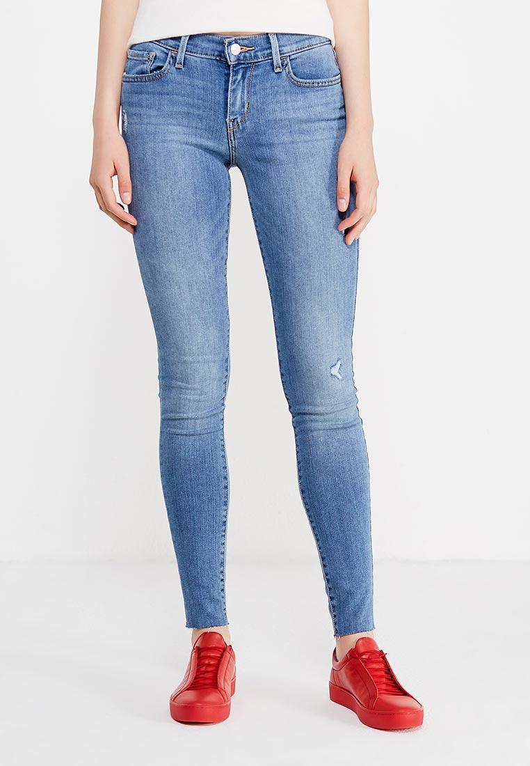 Зауженные джинсы Levi's® 1777801640