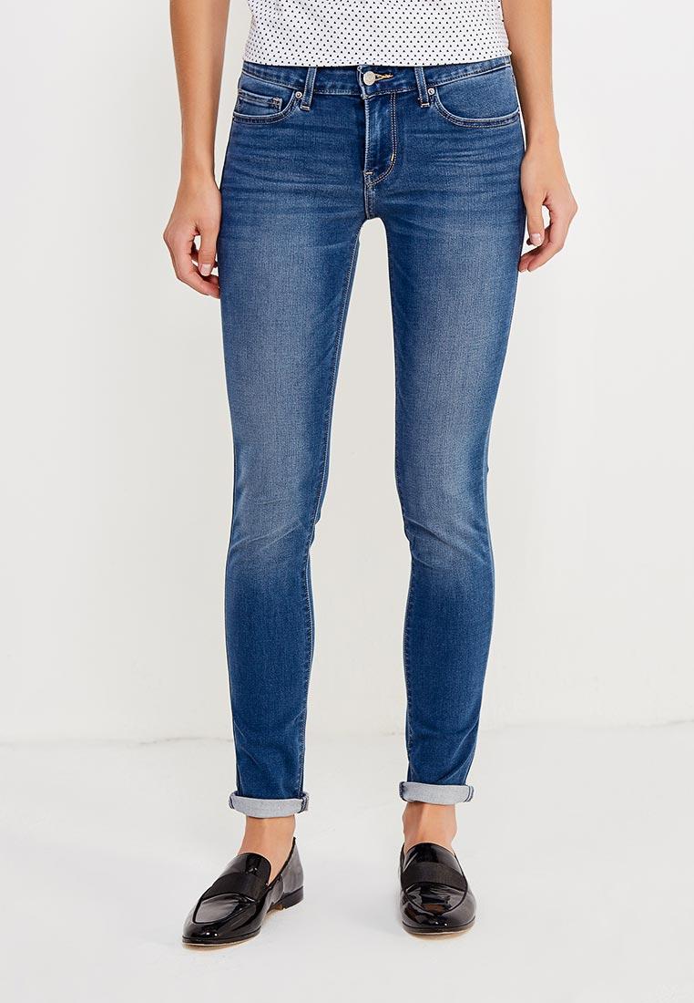 Зауженные джинсы Levi's® 1888102060