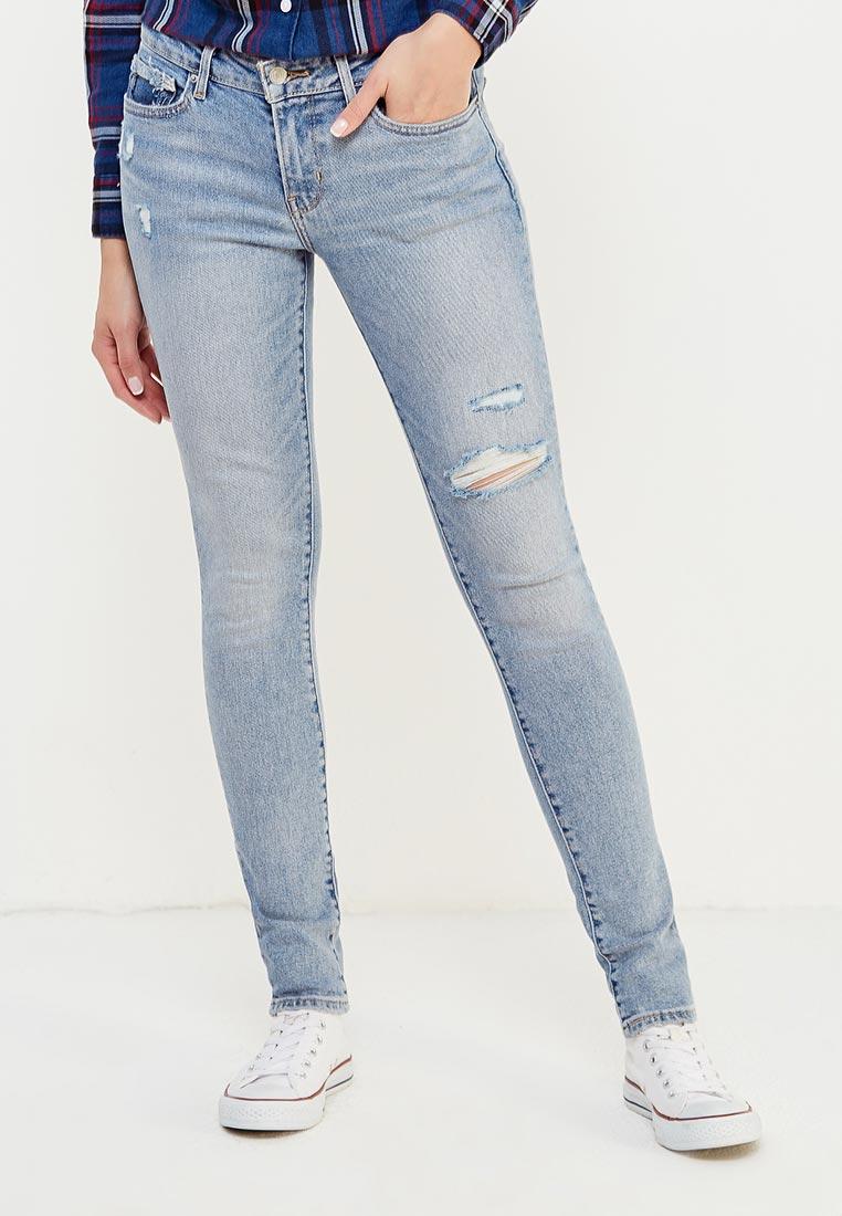 Зауженные джинсы Levi's® 1888102000