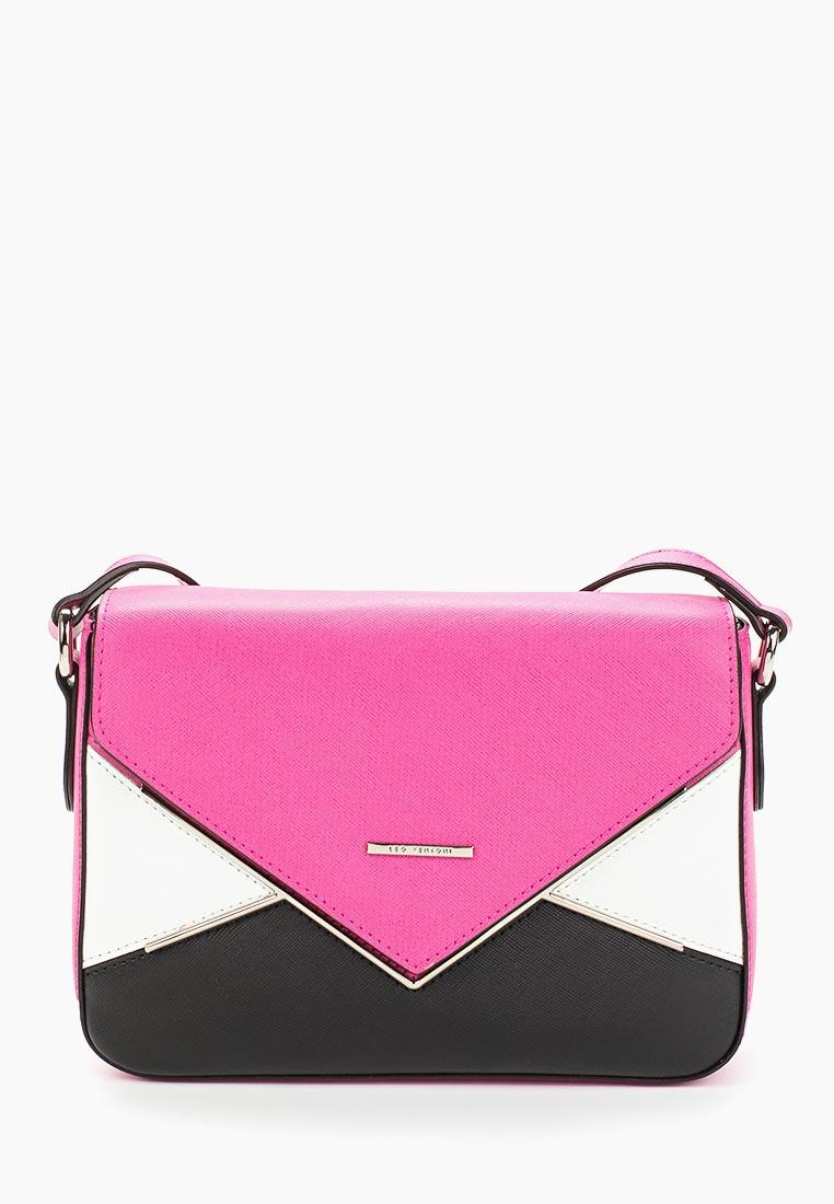 Сумка Leo Ventoni 23004279 pink/nero/bianco