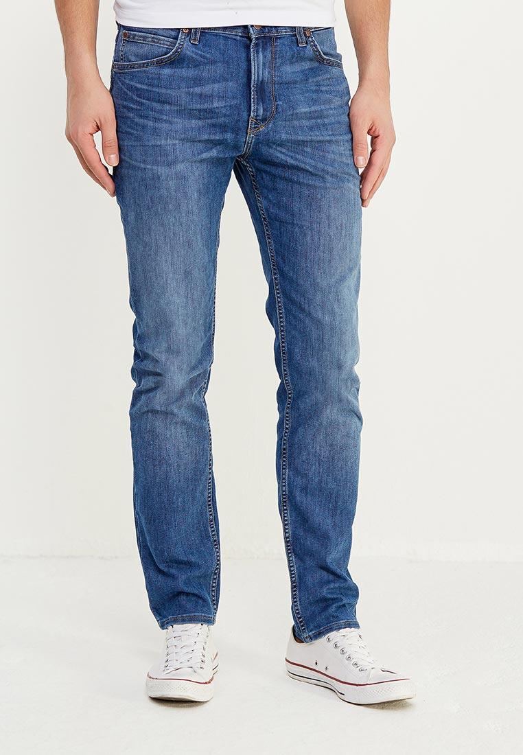 Зауженные джинсы Lee (Ли) L707ACDK