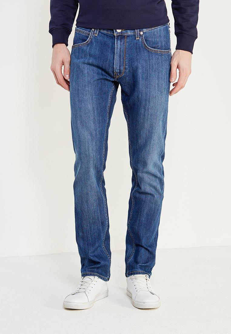Мужские прямые джинсы Lee (Ли) L707ACHJ