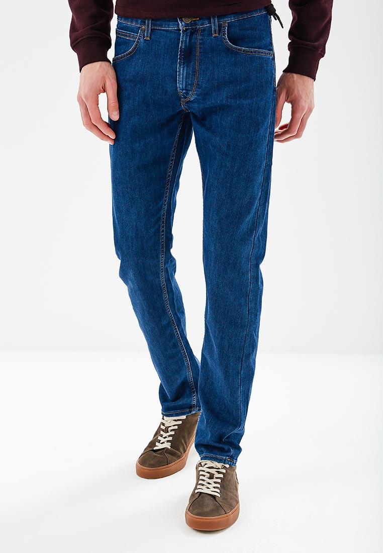Зауженные джинсы Lee (Ли) L707RPPY
