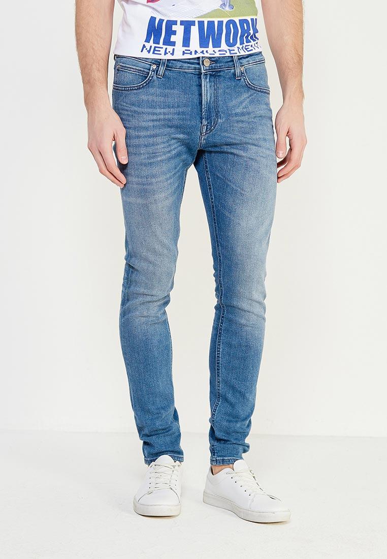 Зауженные джинсы Lee (Ли) L736KIUP