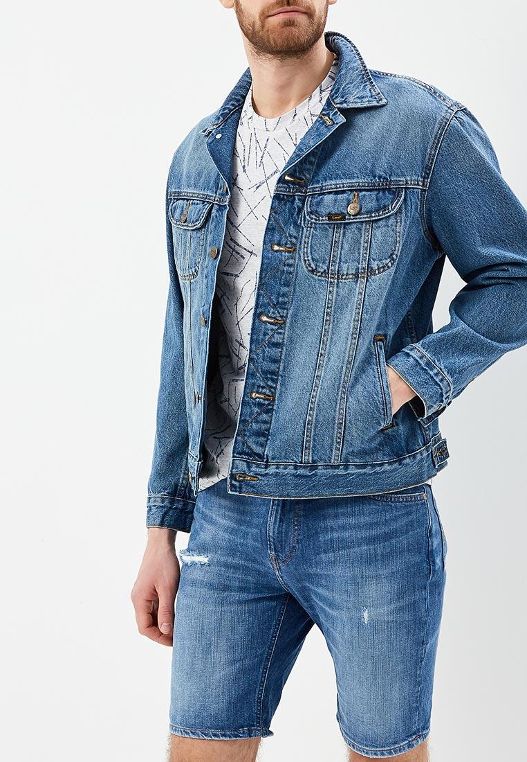 Джинсовая куртка Lee (Ли) L89ZRDNZ