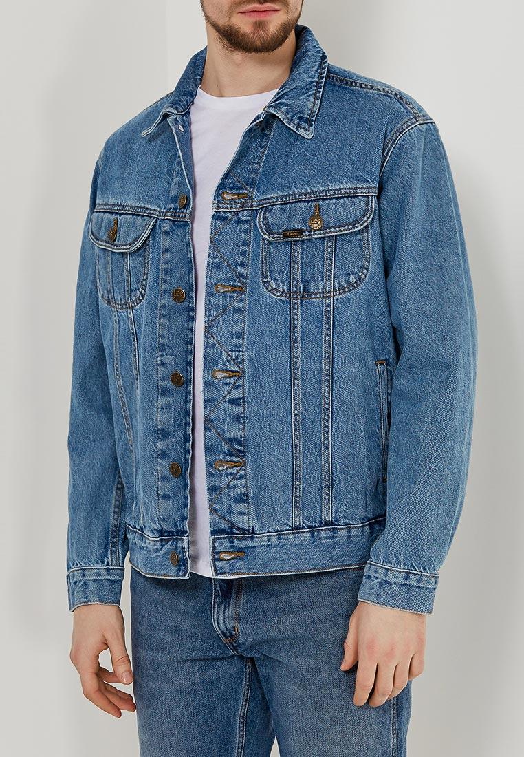 Джинсовая куртка Lee (Ли) L89ZRDVA