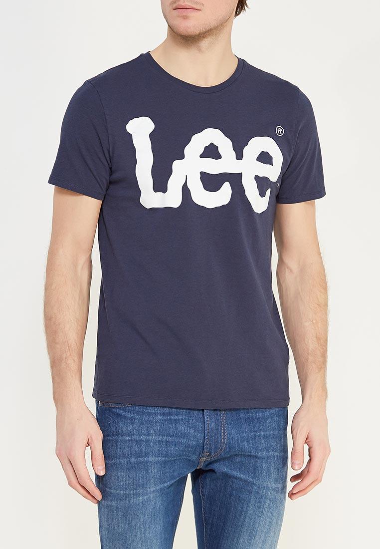 Футболка с коротким рукавом Lee (Ли) L62AAIEE
