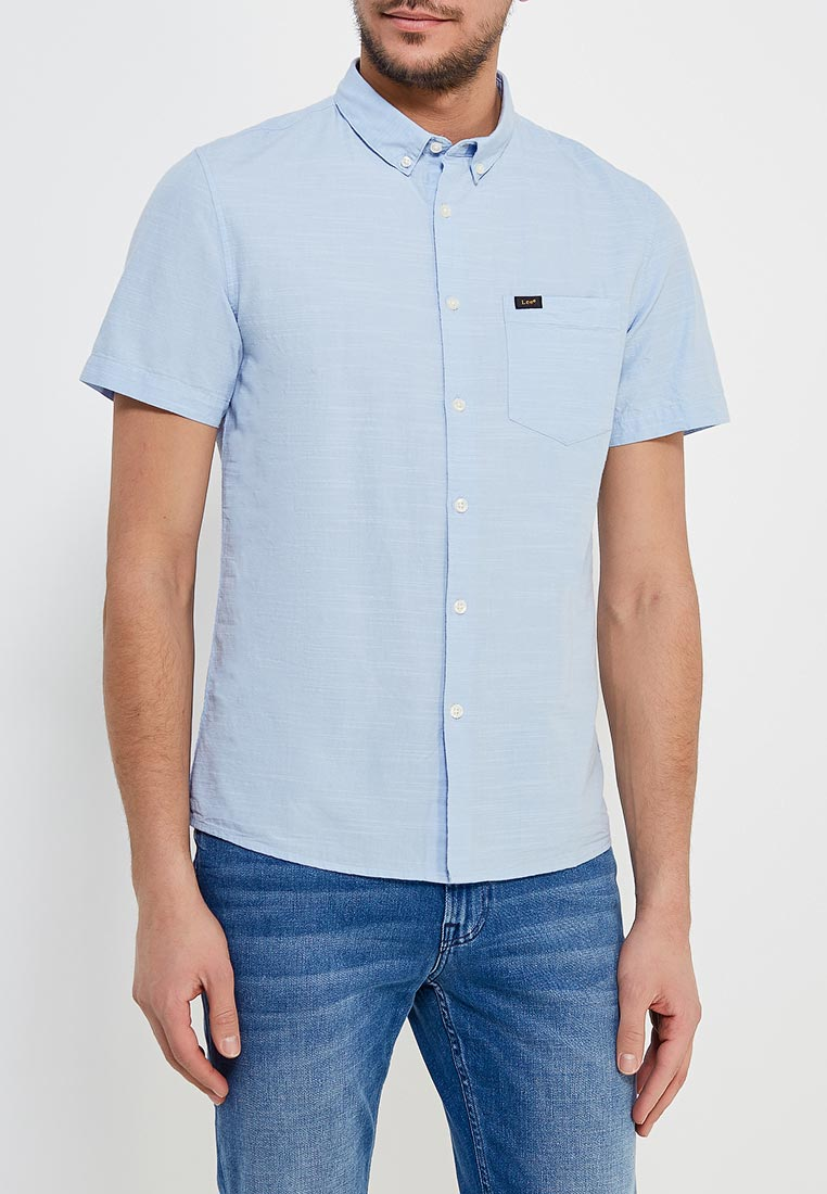 Рубашка с коротким рукавом Lee (Ли) L66CGHEJ