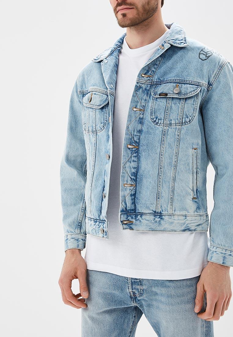Джинсовая куртка Lee (Ли) L89ZRDEA