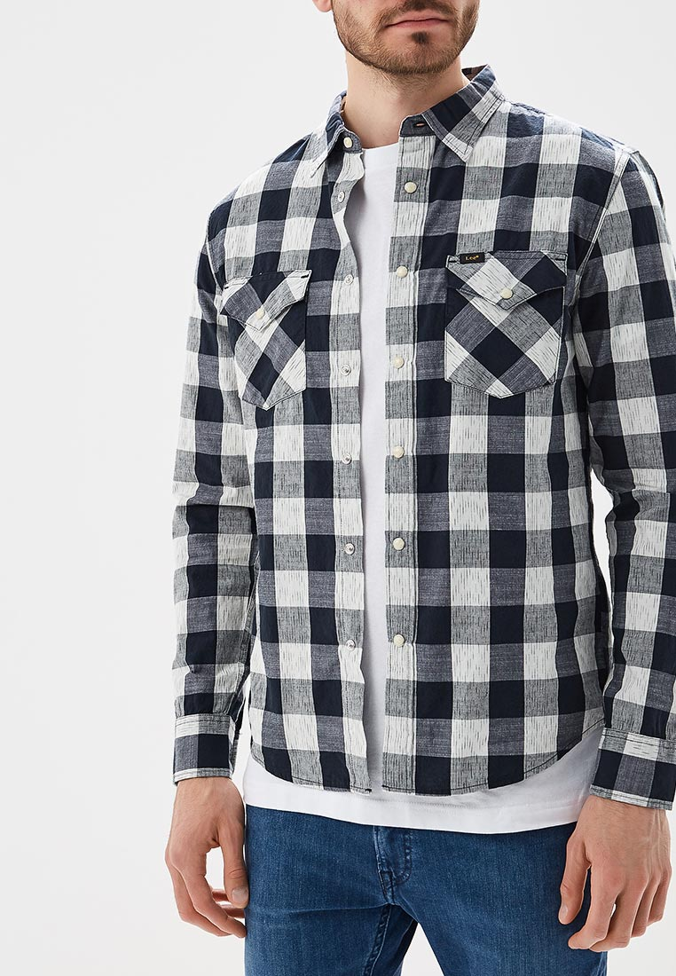 Рубашка с длинным рукавом Lee (Ли) L644KUEM