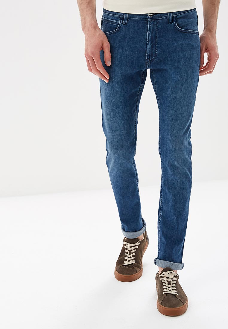 Зауженные джинсы Lee (Ли) L719HACO