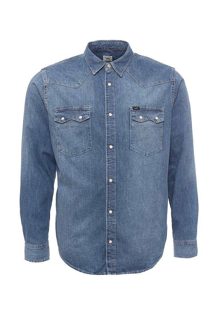 Рубашка Lee L851AFFU