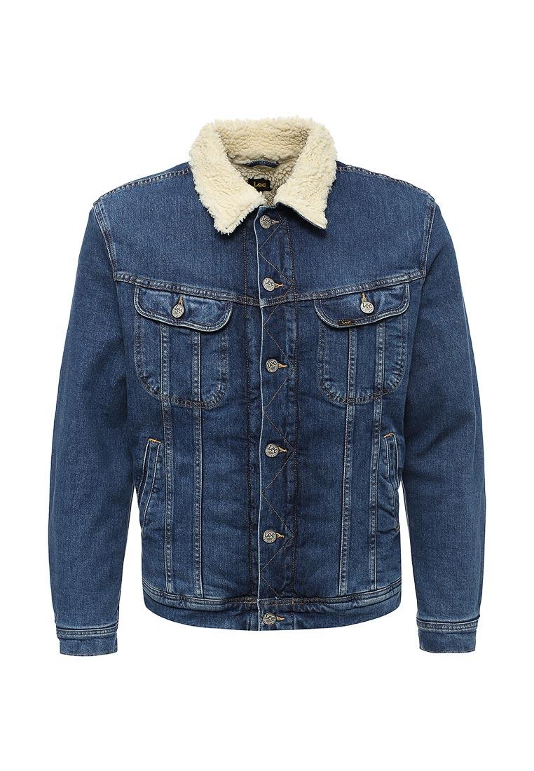 Джинсовая куртка Lee L89SAPKW