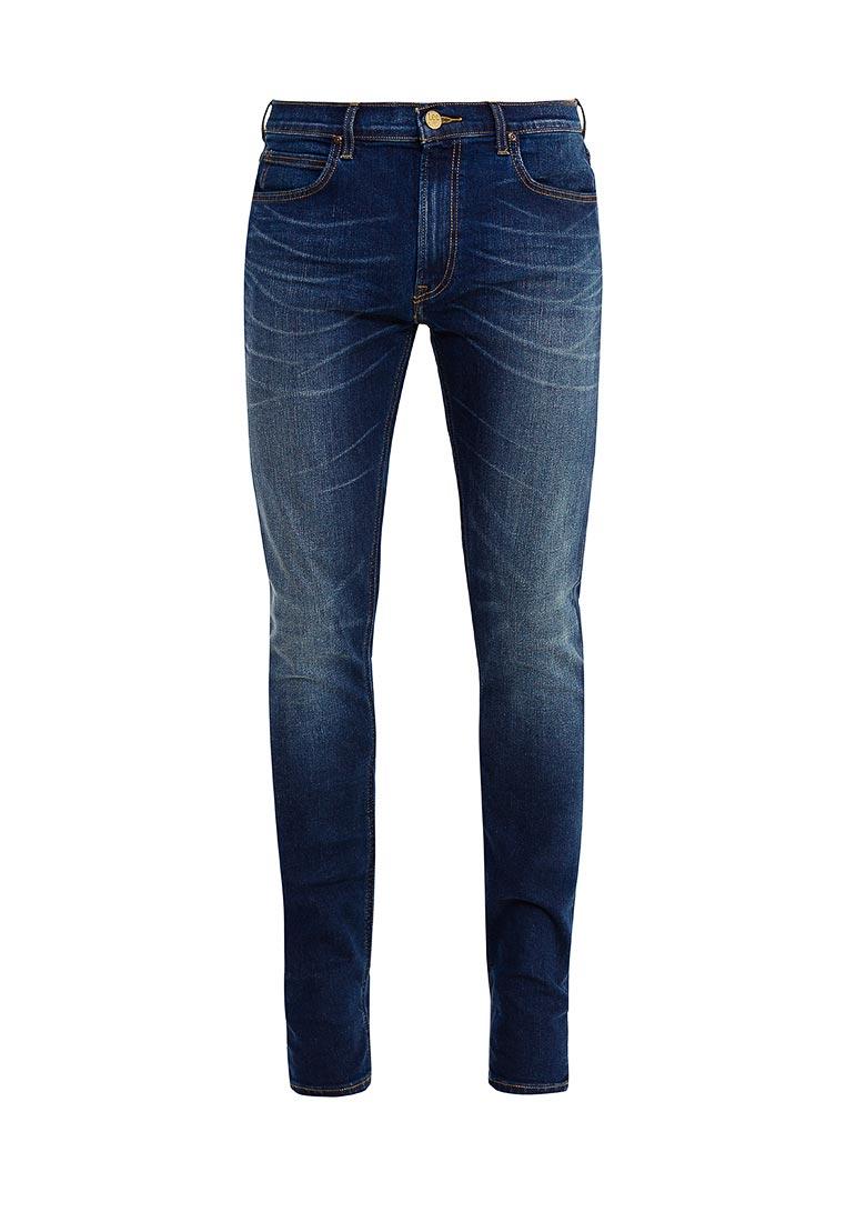 Зауженные джинсы Lee L719KIHF