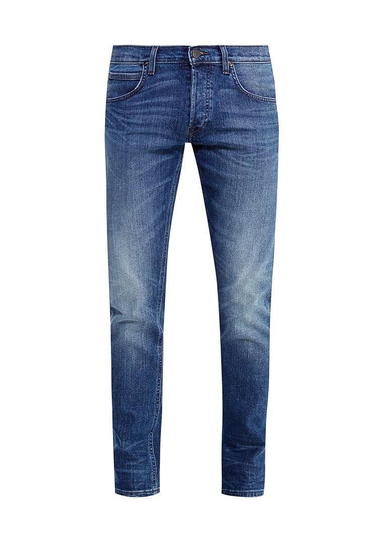 Зауженные джинсы Lee (Ли) L706DXAG