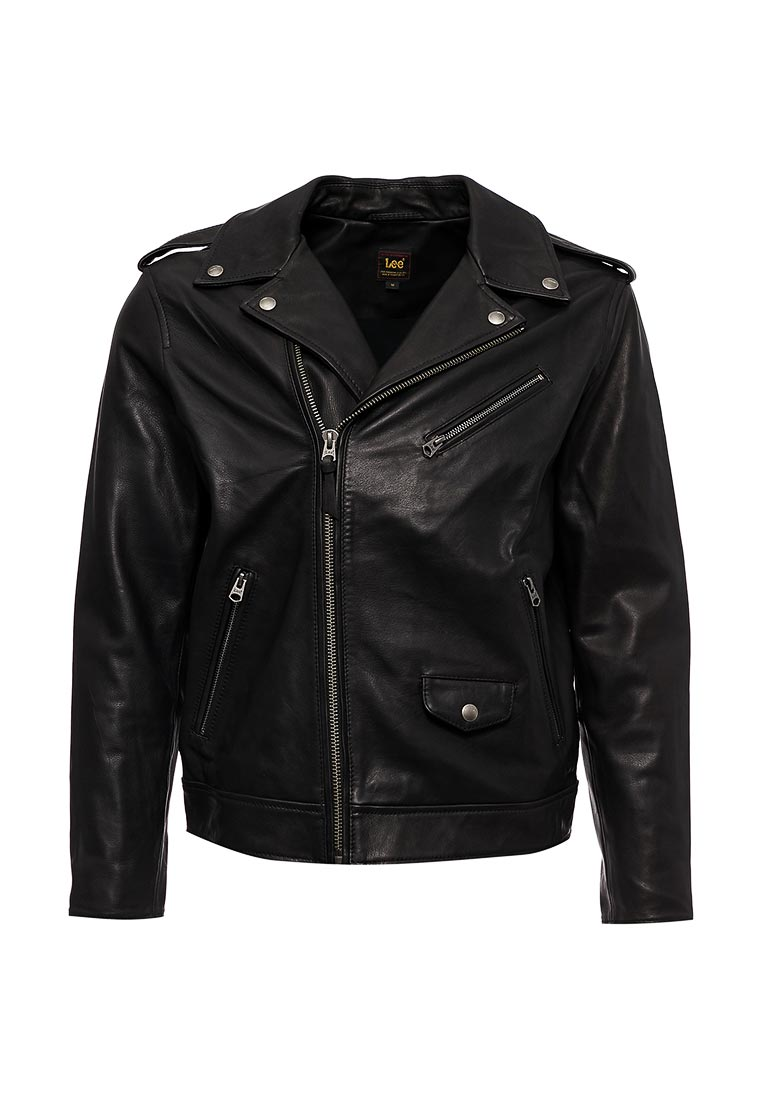 Кожаная куртка Lee (Ли) L89XAY02