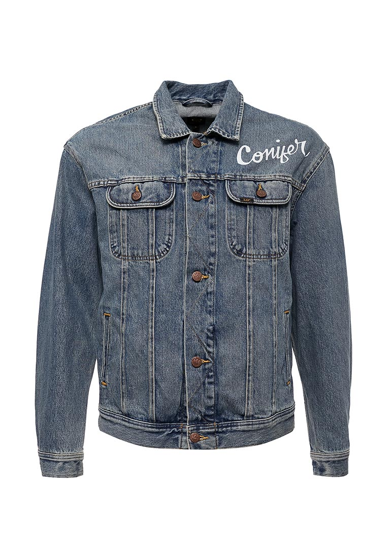 Джинсовая куртка Lee L88Z44AT