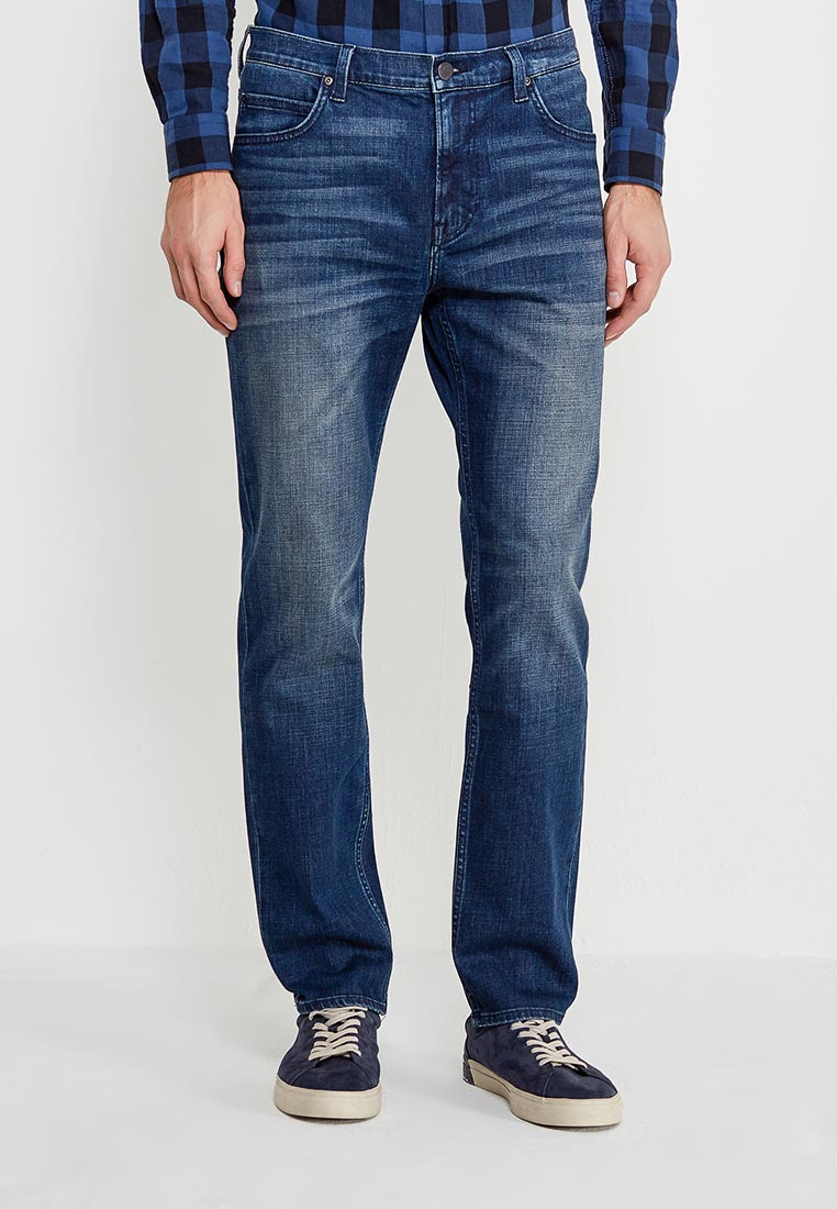 Зауженные джинсы Lee L701LGJC