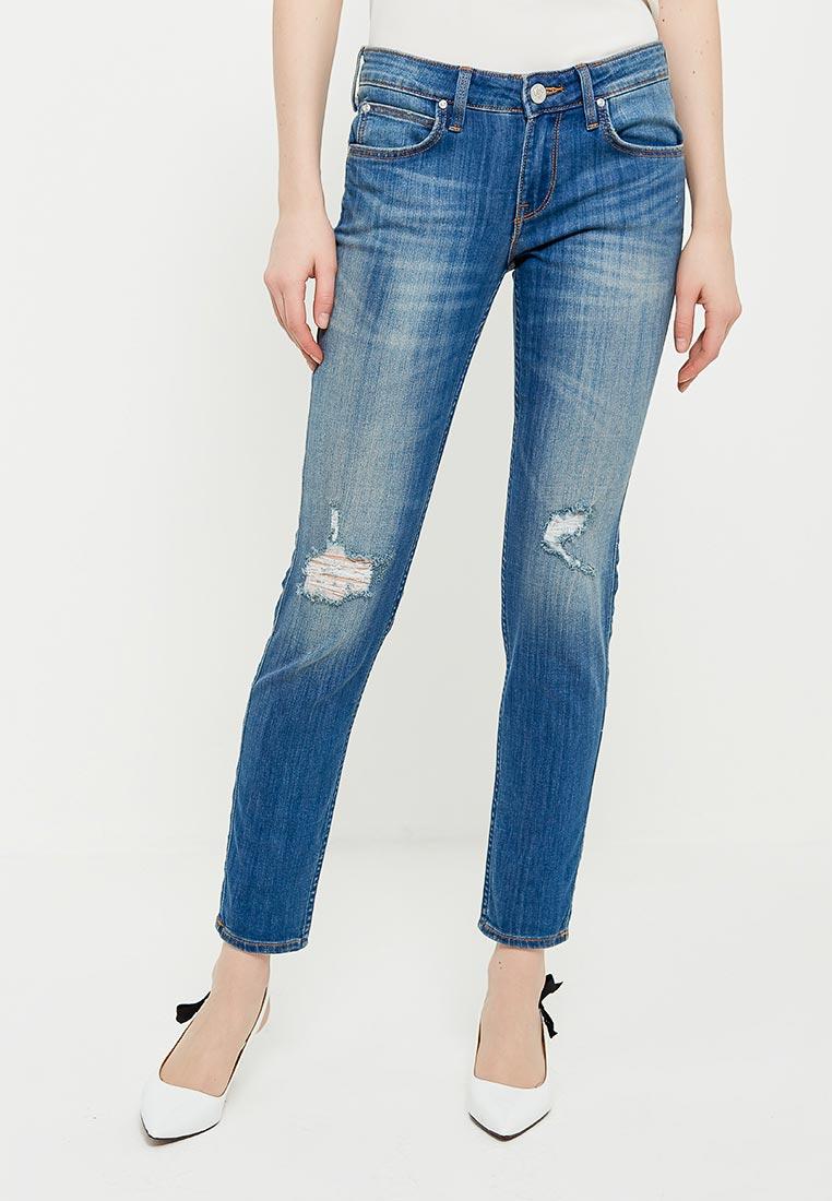 Зауженные джинсы Lee (Ли) L526PFYK