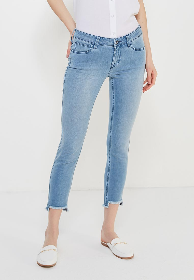 Зауженные джинсы Lee (Ли) L526RKUD