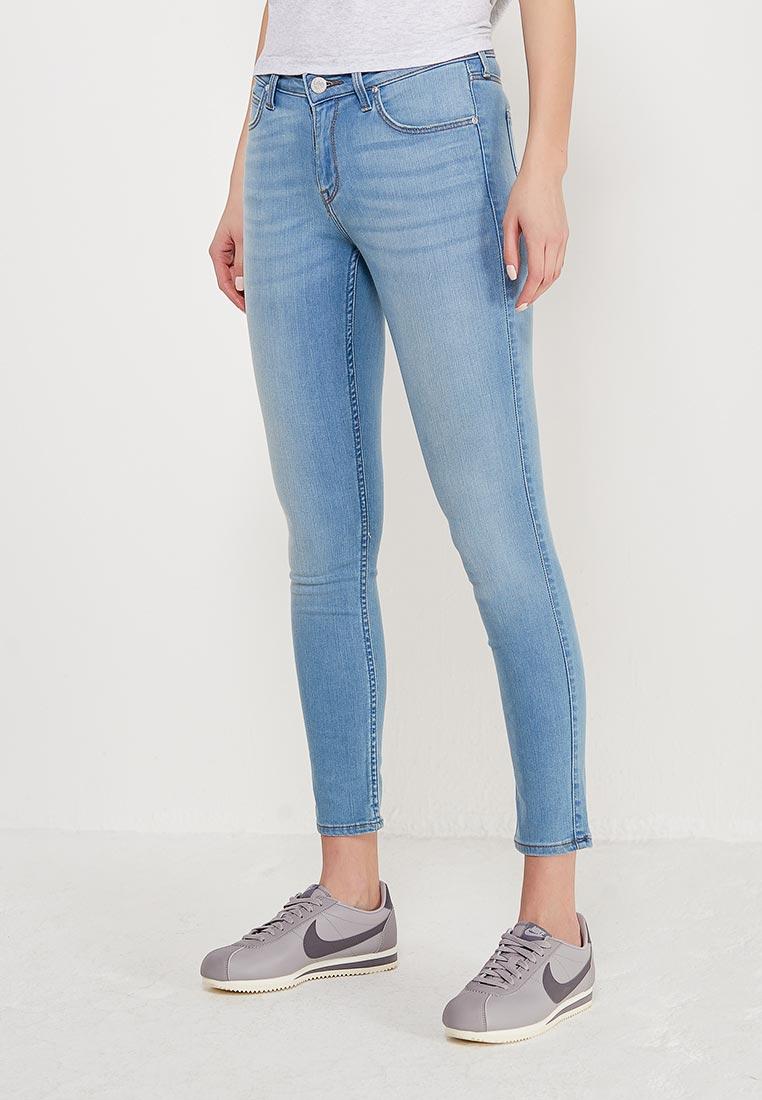 Зауженные джинсы Lee (Ли) L529HAUF
