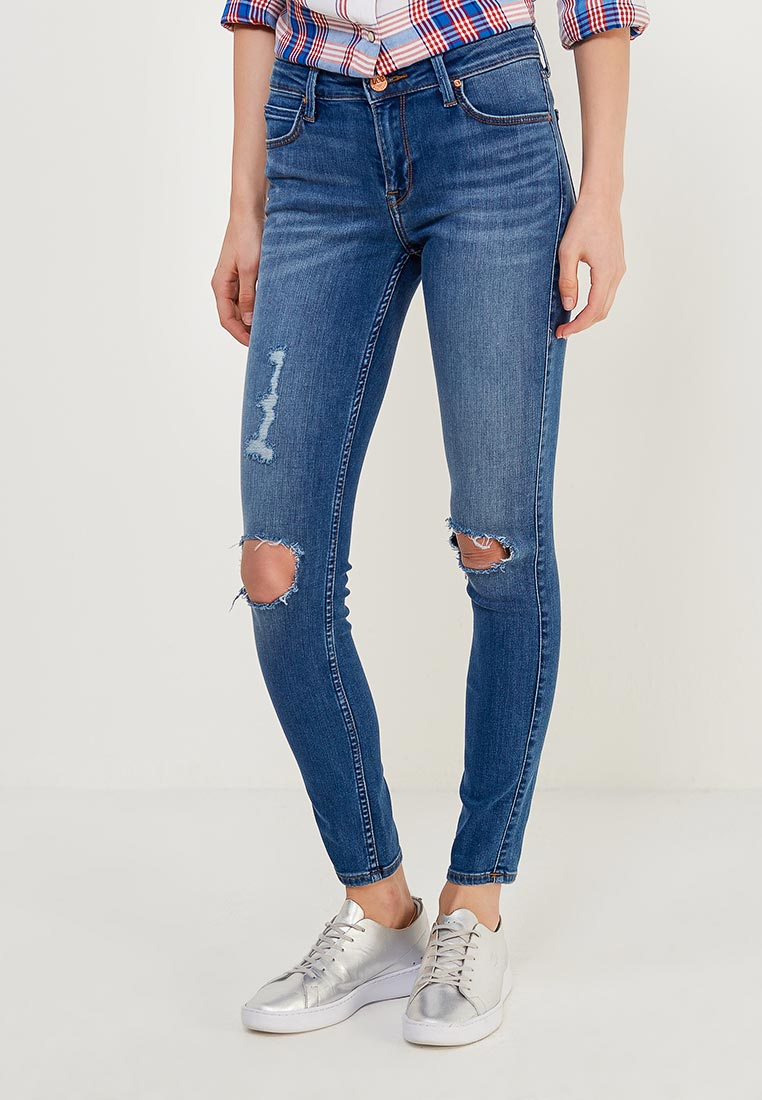 Зауженные джинсы Lee L529HAYW