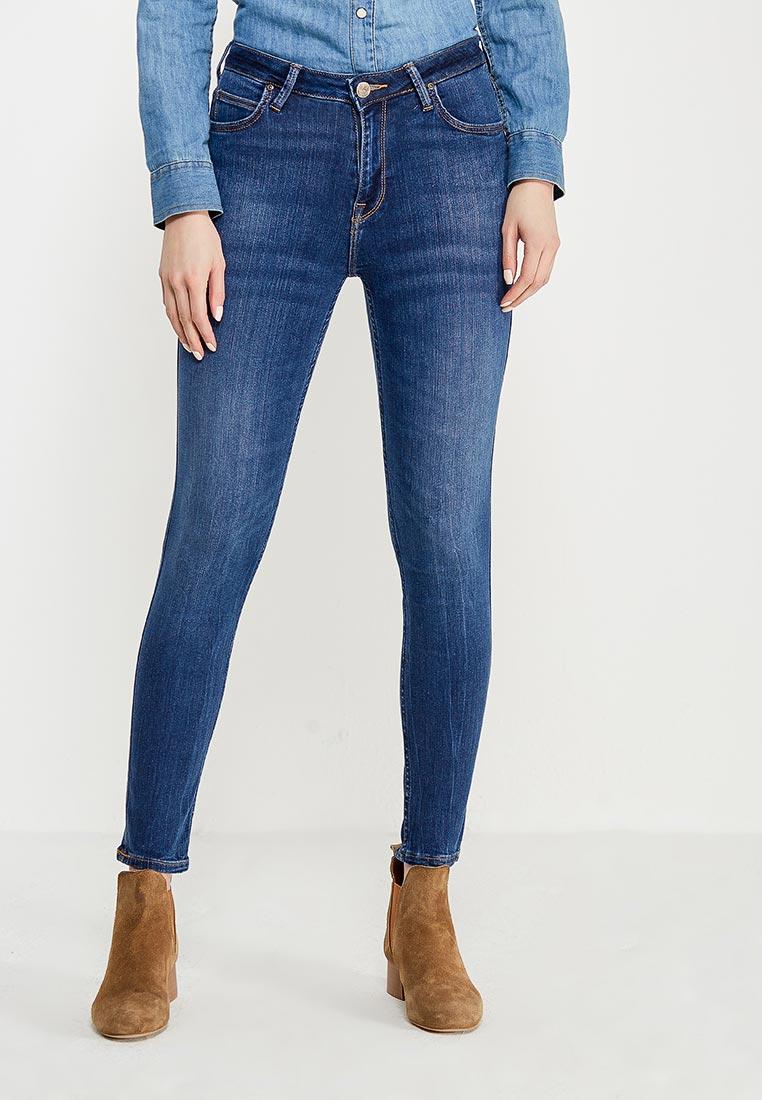 Зауженные джинсы Lee (Ли) L626KJMN