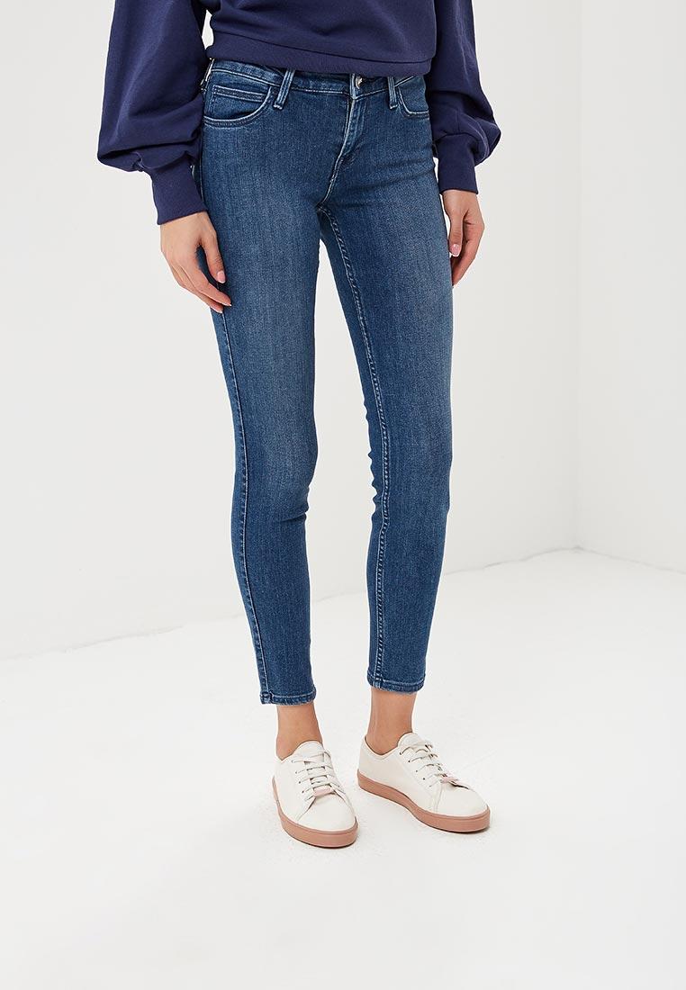 Зауженные джинсы Lee (Ли) L526HACO
