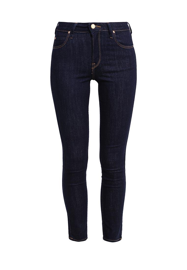 Зауженные джинсы Lee L529HA45