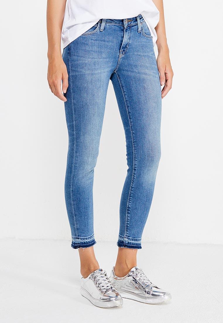 Зауженные джинсы Lee L526KIOZ