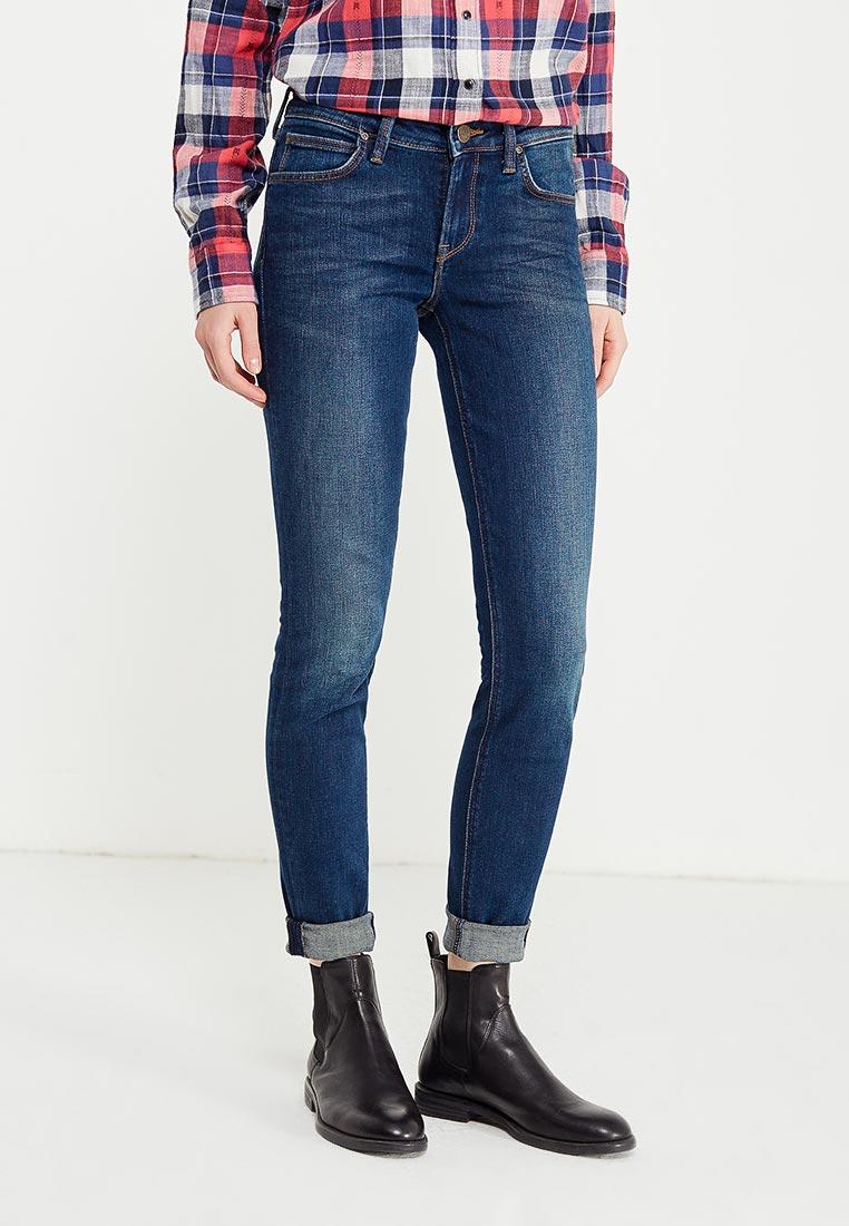 Зауженные джинсы Lee L526KIMS